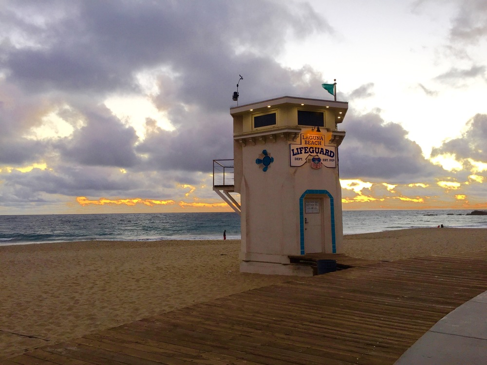 The Lifeguard Tower