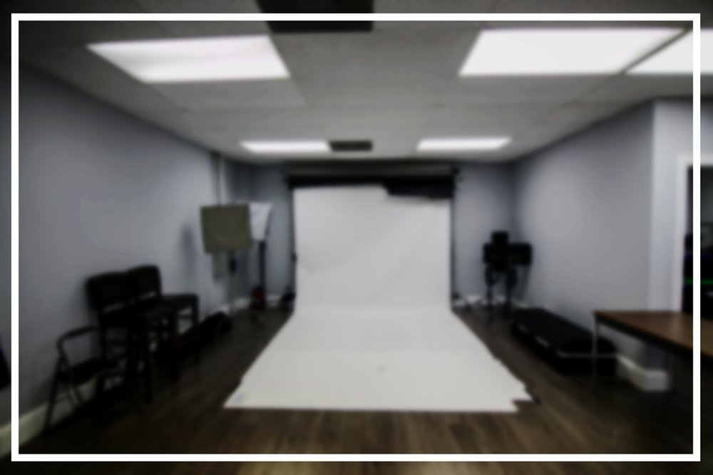 Studio rental fees: - - Hourly: $30/HR- Full Day (8hrs): $200- 2 hour minimum on weekdays- 4 hour minimum on weekends