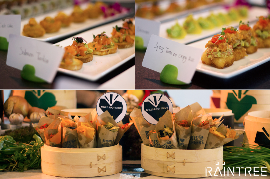 No party is complete without great snacks! Our guests were treated to some mouth watering treats courtesy of our partners