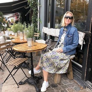 SILLE HENNING,  FASHION STYLIST