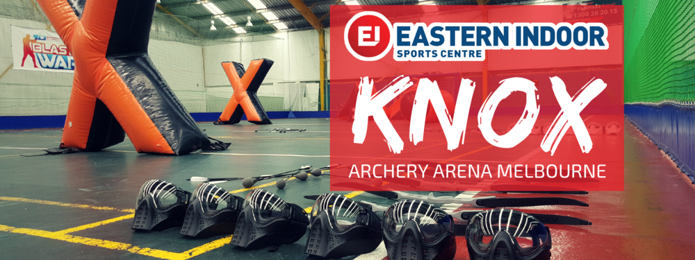 Melbourne's first dedicated Bow Tag Archery Warz arena.