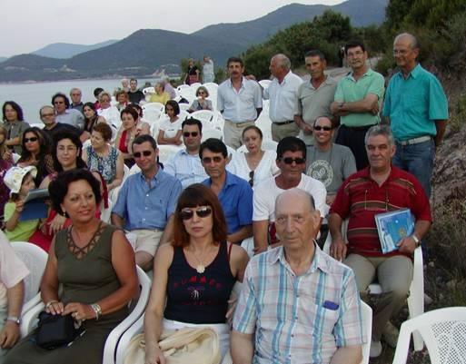 Από την επίσκεψη και διεξαγωγή του Συνεδρίου στην πατρίδα του Αριστοτέλη (Στάγιρα)