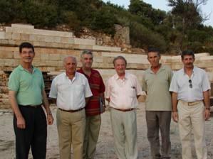 Αρχαιολογικός χώρος - Αγορά αρχαίων Σταγίρων