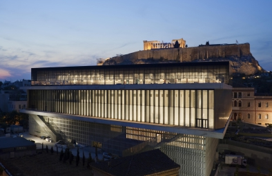 2. City Tour with Acropolis & the New Acropolis Museum