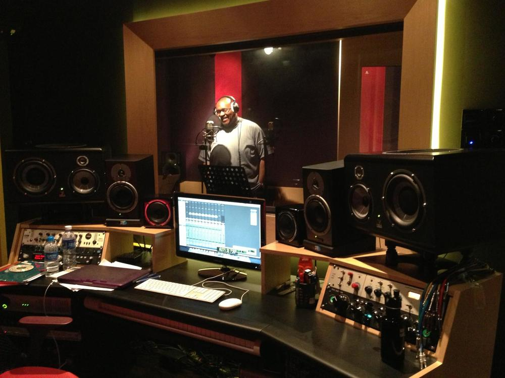Recording studio rental singapore