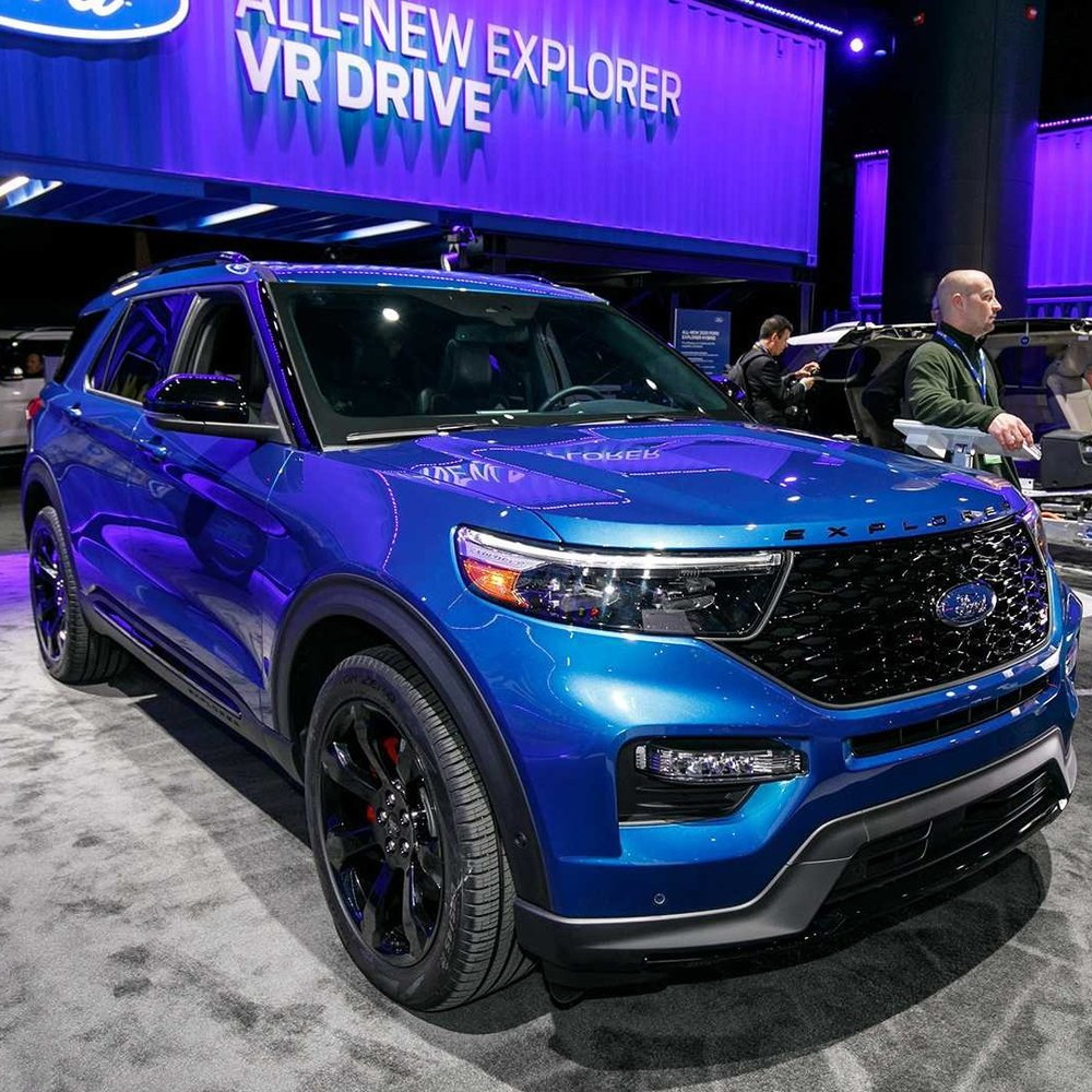 Ford VR Experience - Immersive VR Experience