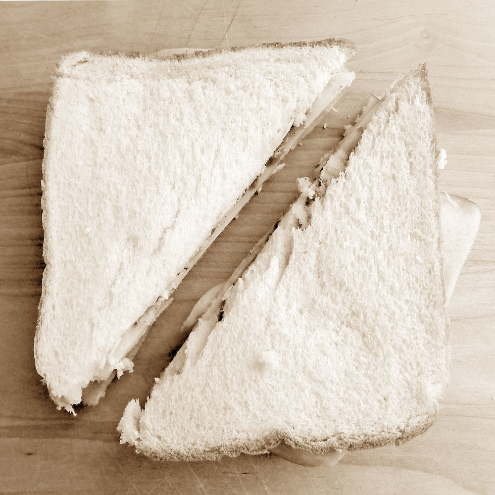 Whatknot,  Sandwich divided , Flickr (Creative Commons)