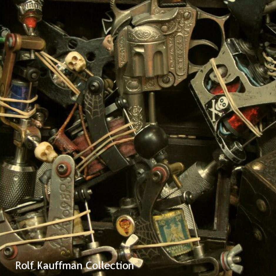 Rolf Kauffman Collection