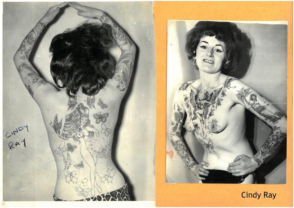 Cindy Ray