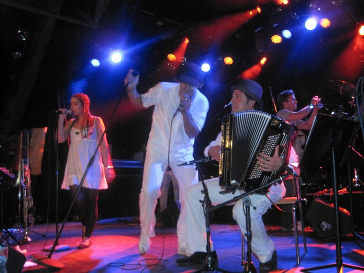 Darvida Band