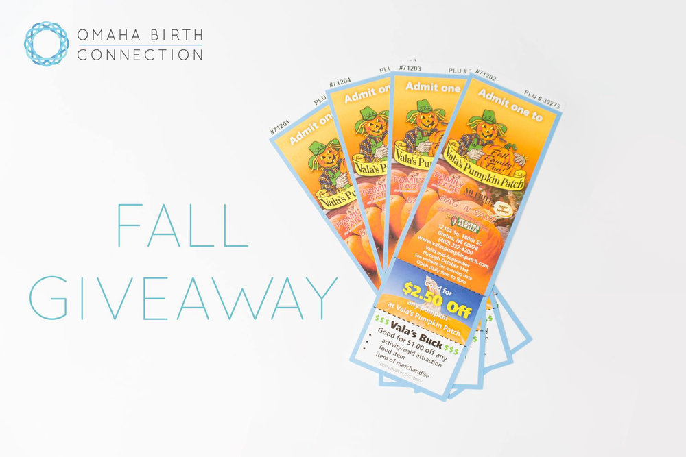 Enter to win this amazing fall giveaway below!