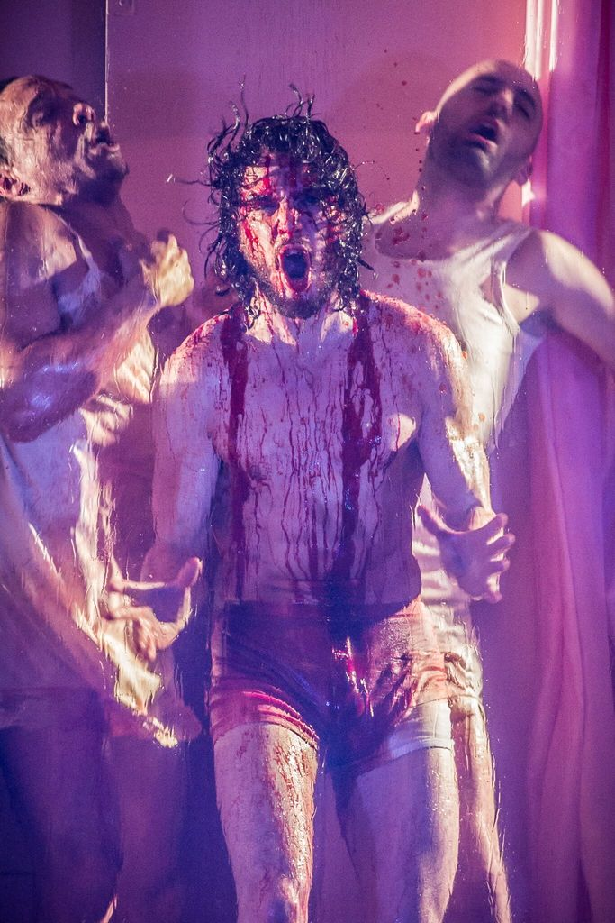 Kit Harington as Dr Faustus