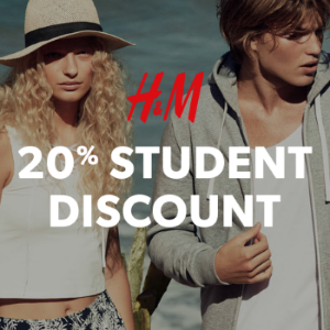 student-beans-hm-discount-offer