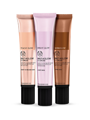 The BOdy shop  -  INSTAGLOW, £14