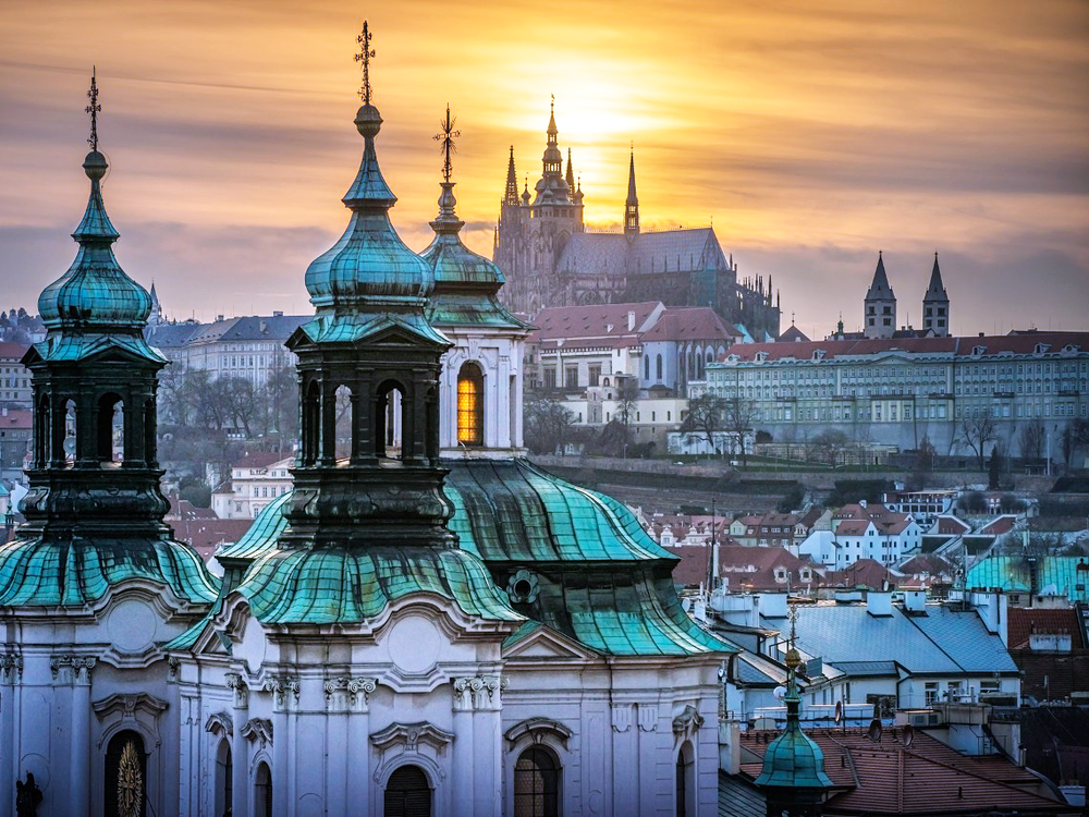 PHOTO: VIA    PRAGUE CITY TOURISM