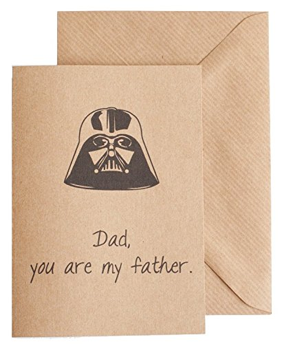 ALL-WAY DESIGNS FATHER'S DAY CARD FROM AMAZON, £2.99