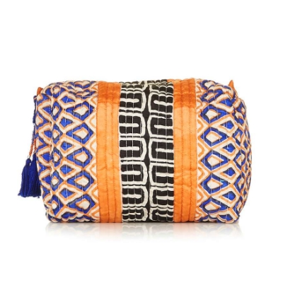 TOPSHOP KEY TO FREEDOM MAKEUP BAG,  £22
