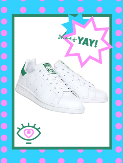 ADIDAS STAN SMITH TRAINERS, £67.99