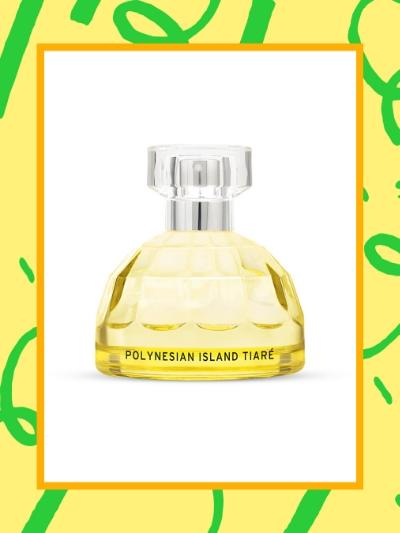 POLYNESIAN ISLAND TIARE EAU DE TOILETTE, £18
