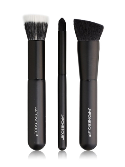JAPONESQUE COMPLEXION TRIO BRUSH SET, £20