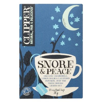 CLIPPER SNORE AND PEACE , £2.19