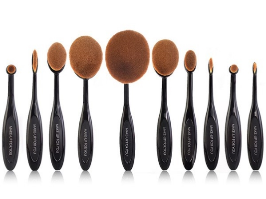 OVAL BRUSHES , £19.49