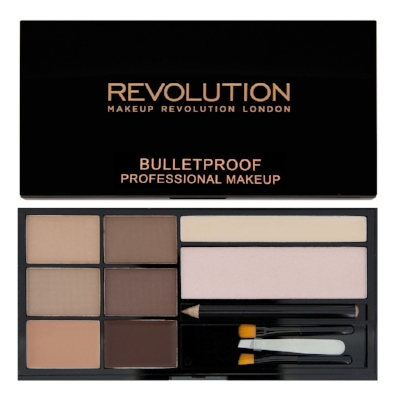 MAKEUP REVOLUTION ULTRA BROW KIT, £11.99