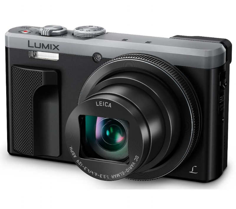 PANASONIC LUMIX DMC-TZ80EB-S SUPERZOOM COMPACT CAMERA, £329