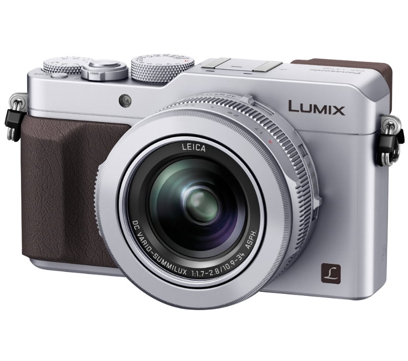 PANASONIC LUMIX DMC-LX100EBS HIGH PERFORMANCE COMPACT CAMERA, £519