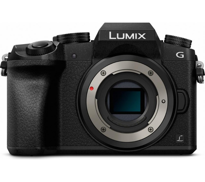 PANASONIC LUMIX DMC-G7EB-K COMPACT SYSTEM CAMERA (BODY ONLY), £449