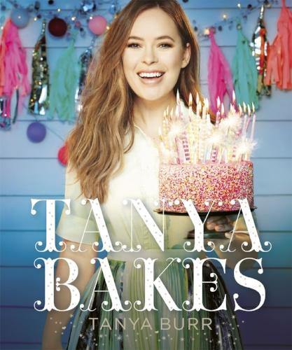 TANYA BAKES BY TANYA BURR, £8.49