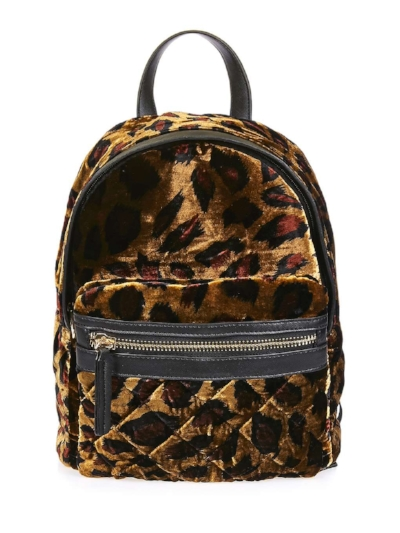 MINI VELVET BACKPACK , £26