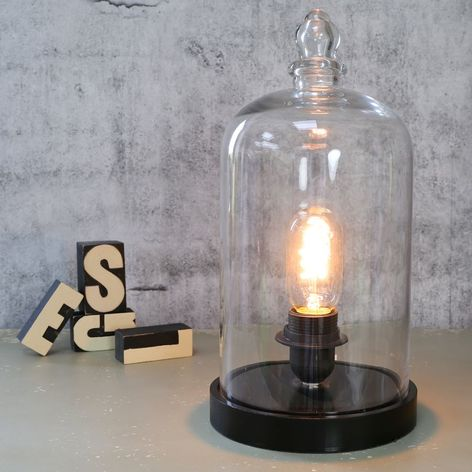TEMERITY JONES BOHO DOME LAMP,  £39