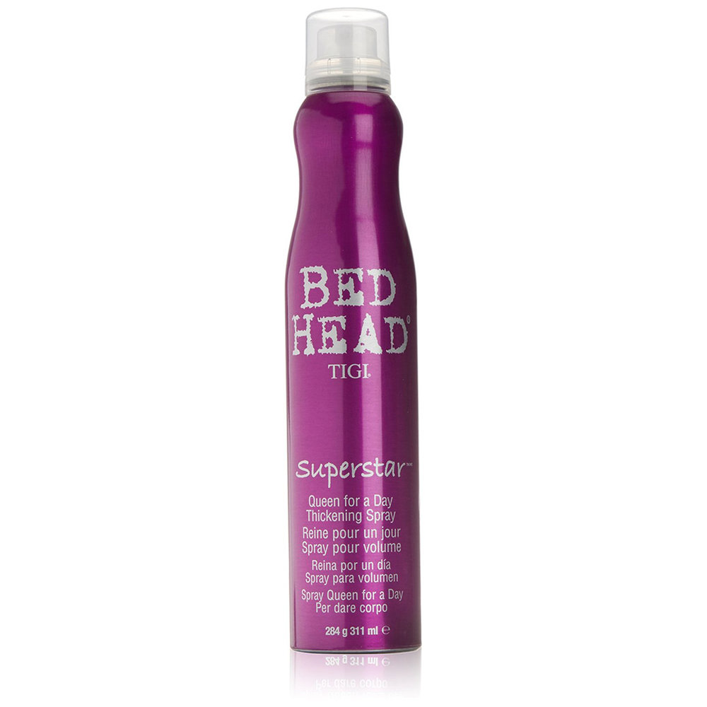 BED HEAD SUPERSTAR QUEEN FOR A DAY THICKENING SPRAY , £7.71