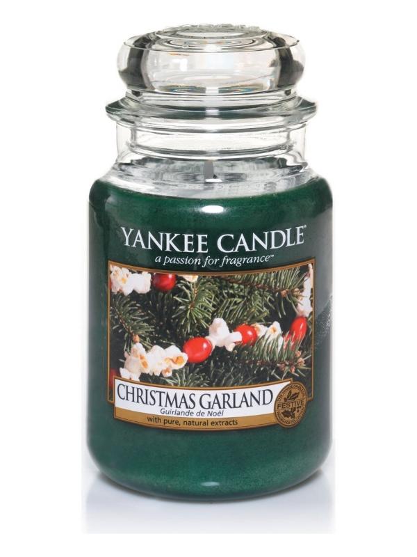 CHRISTMAS GARLAND , £14.95