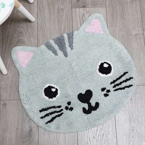 SASS & BELLLE KAWAII CAT BATH MAT , £15
