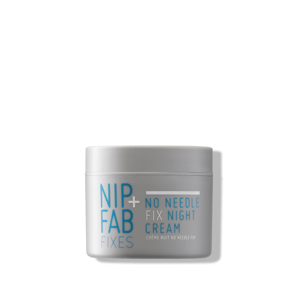 NO NEEDLE FIX NIGHT CREAM, £19.95