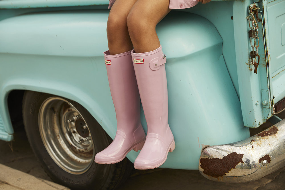 Women's Original Refined Wellington Boots,  £110