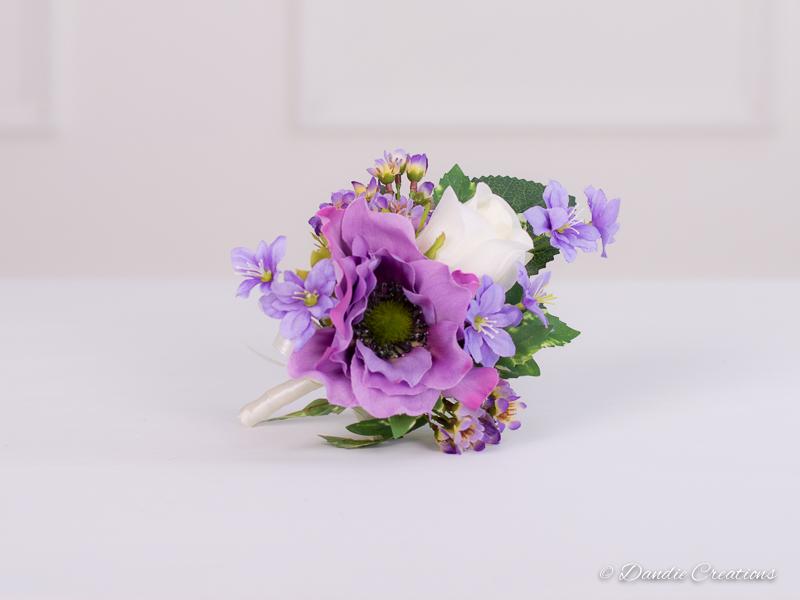 Silk anemone rosebud pin on corsage beth collection dandie silk anemone rosebud pin on corsage beth collection mightylinksfo