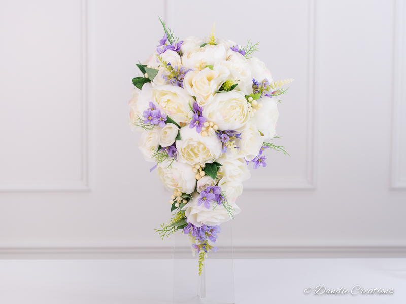 Silk-Wedding-Flowers-Bridal-teardrop-Bouquet-Peonies-Lilac-Front (1 of 1).jpg