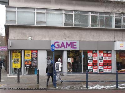 Game on Lewisham High Street - Not a massive fan of customer service apparently