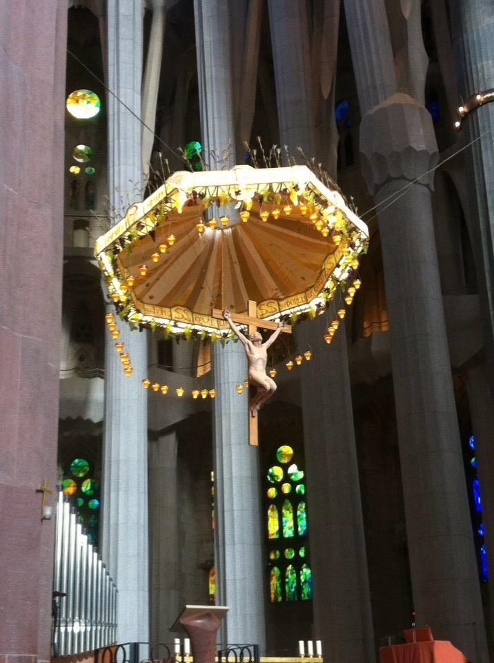 Hang Gliding Jesus