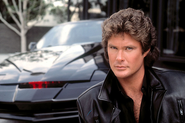 Michael Knight - probably not a paedophile