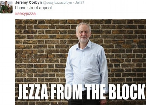 Jezza appeals to the kidz haparently