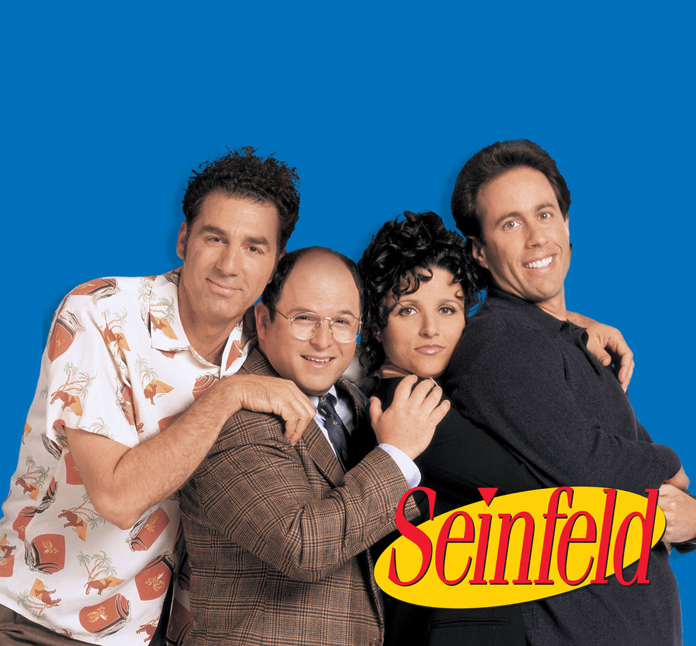 Seinfeld - Pete and Liam can talk about this show for hours
