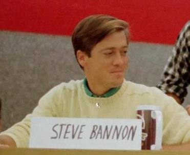 Is this a young Steve Bannon or is it Liam? Who knows?