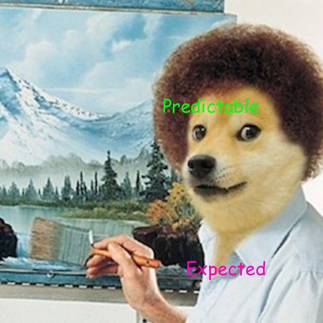 Pete loves Doge memes
