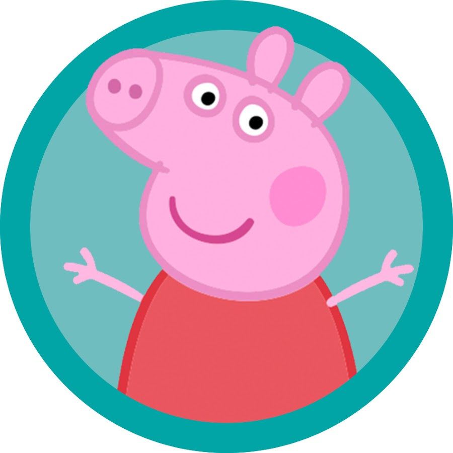 Peppa Pig has a lot to answer for