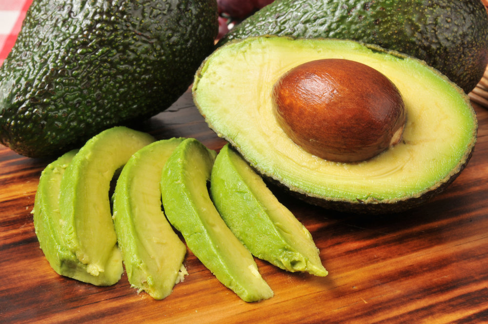 Avocado - Only cunts eat these according to Pete
