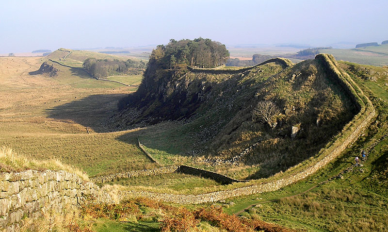 Hadrian's Wall - One possible solution for the fatbergs